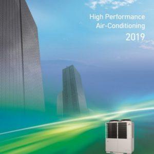Hệ thống điều hòa Vrf Mitsubishi Heavy