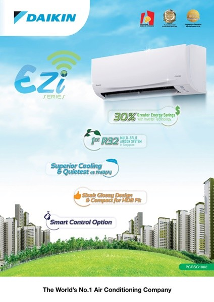 Ezi Series Catalogue Cover
