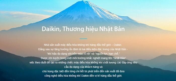 Điểm khác biệt điều hòa Daikin Thái Lan với Daikin Việt Nam là gì?