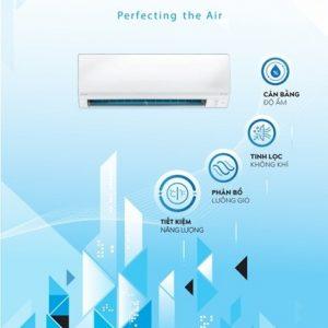 Điều hòa Daikin ATKC Series – Inverter – R32 – Một chiều lạnh