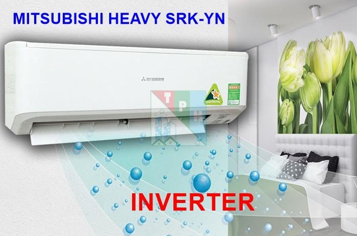 Điều hòa Mitsubishi Heavy Inverter Srk Yn