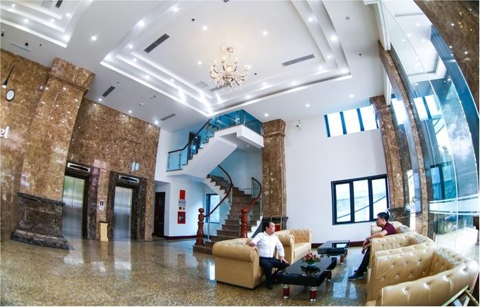 Điều hòa thương mại Vrv cho khách sạn