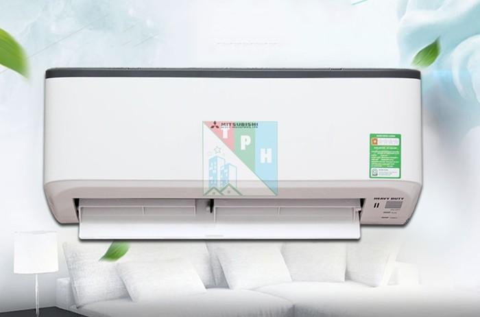 Máy lạnh Mitsubishi Heavy vận hành êm ái