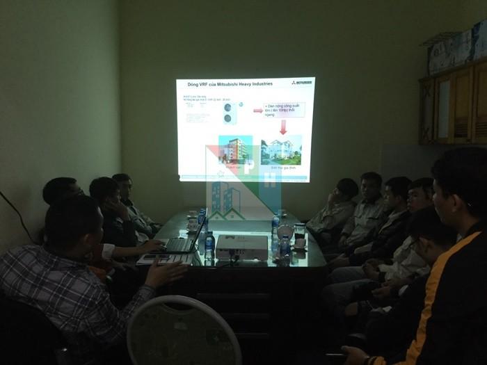 Training Cac San Pham Dieu Hoa Mitsubishi Cho Ky Thuat Tan Phuc Hung (20)