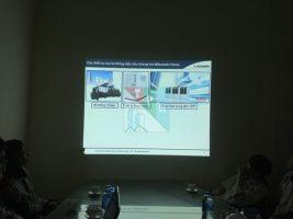 Training Cac San Pham Dieu Hoa Mitsubishi Cho Ky Thuat Tan Phuc Hung