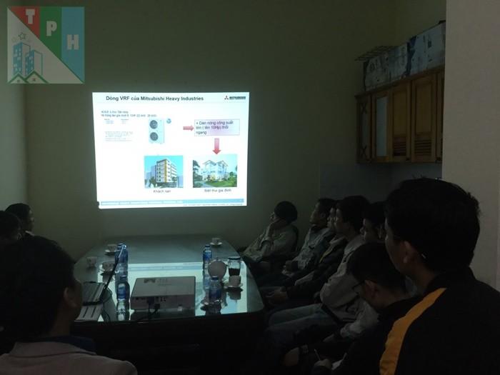 Training Cac San Pham Dieu Hoa Mitsubishi Cho Ky Thuat Tan Phuc Hung (5)
