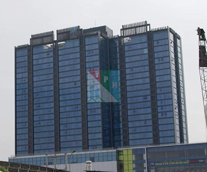 Trung tâm Thương mại kết hợp nhà ở Số 3 Lê Trọng Tấn - Hà Nội