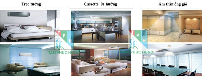 Dieu Hoa Multi Cho Hẹ Thong Phong Chung Cu