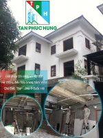 Lắp đặt Hệ Thống điều Hòa Trung Tâm Cho Nhà ở Quốc Hội (5)