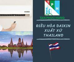 DiỀu Hoa Daikin Thai Lan