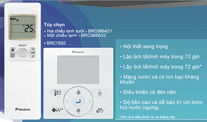 1712 Dan Lanh Cassette Am Tran Multi Daikin Inverter 1 Chieu 12000 Btu Ffa35rv1v Gia Tot