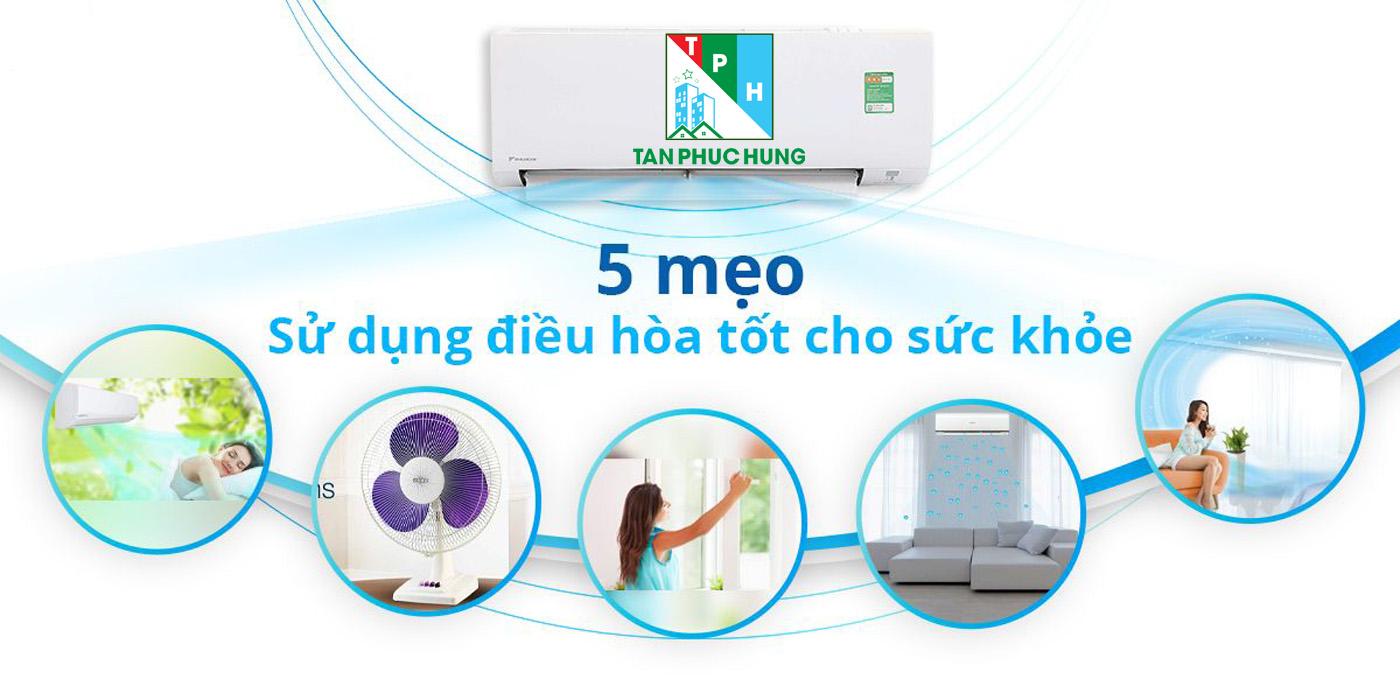 2403 5 Meo Su Dung Dieu Hoa Tot Cho Suc Khoe