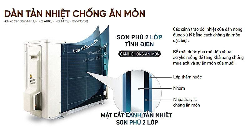 782 Dan Nong Dieu Hoa Multi Daikin 1 Chieu 24.000btu 4mkm68rvmv Tot