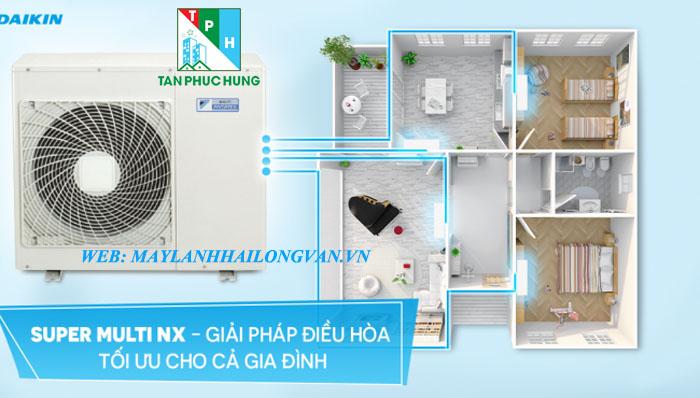 Lap Dat Dieu Hoa Multi Cho Chung Cu