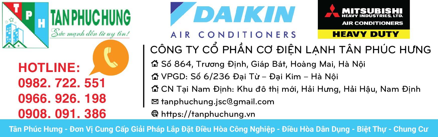 Cong Ty Co Phan Co Dien Lanh Tan Phuc Hung
