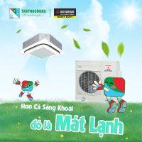 Dieu Hoa Multi Mitsubishi Tan Phuc Hung (1)