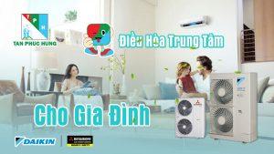 Dieu Hoa Trung Tam Daikin Cho Gia Dinh Chung Cu 1