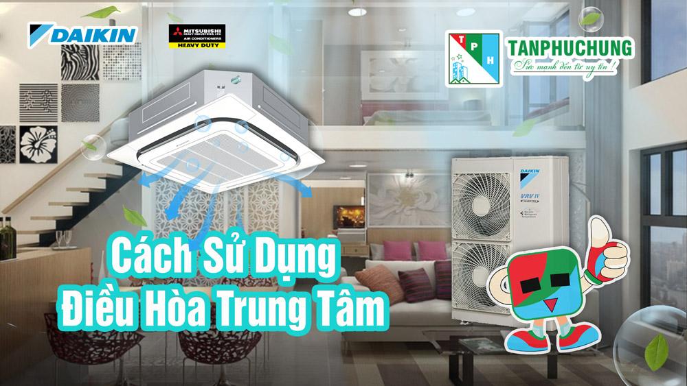 Cach Dung Dieu Hoa