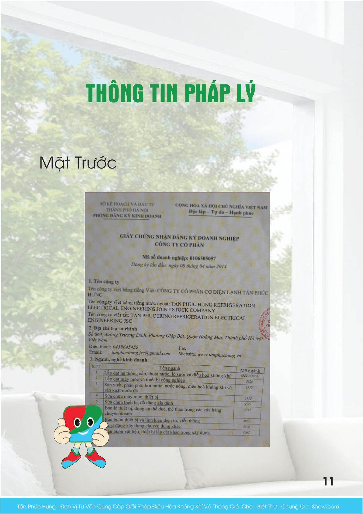 Profile Ho So Nang Luc Cong Ty Tan Phuc Hung 11