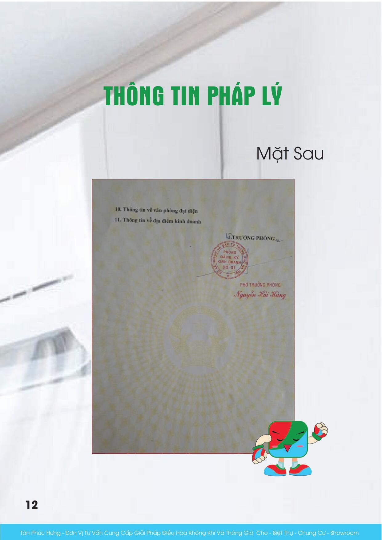 Profile Ho So Nang Luc Cong Ty Tan Phuc Hung 12