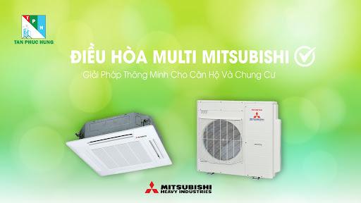 Điều hòa Multi Mitsubishi