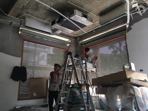 Điều hòa Multi Daikin âm trần nối ống gió tiết kiệm không gian
